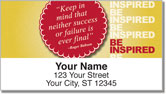 Be Inspired Address Labels