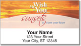 Wish for You Address Labels