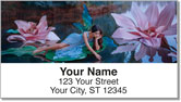 Halloween Hottie Address Labels