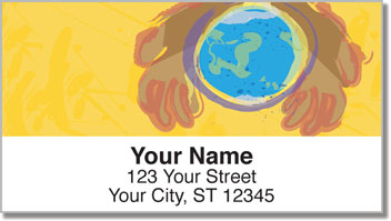 Whole World Address Labels