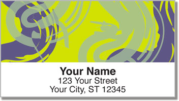 Mix It Up Address Labels