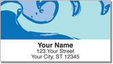 Cool Crest Address Labels