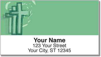 Cross Symbol Address Labels
