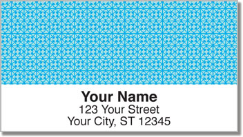 Box Scroll Address Labels