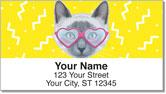 Krazy Kitty Address Labels