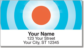 Bullseye Address Labels