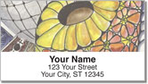 Zen Artwork Address Labels