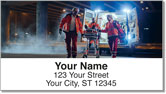 EMT Address Labels