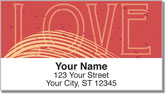 Living Life Address Labels