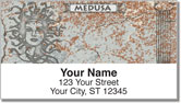 Mythical Creature Address Labels