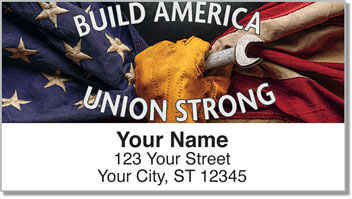 Union Yes Address Labels