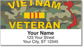 Vietnam Veteran Address Labels