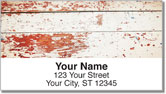 Antique Surface Address Labels