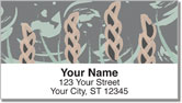 Shapely Grain Address Labels