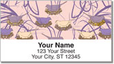 Bird Nest Address Labels