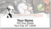 Sigmund Freud Address Labels