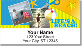 Scrapbooking Address Labels