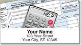 Tax Day Address Labels