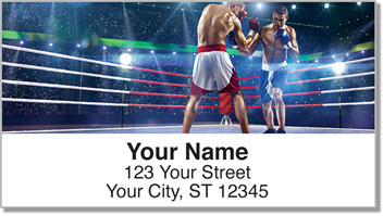 Boxing Address Labels