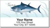 Ocean Fish Address Labels