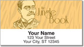 Rudyard Kipling Address Labels