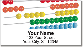 Abacus Address Labels