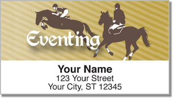 Equestrian Address Labels
