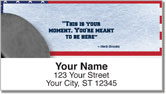 Herb Brooks Address Labels