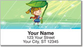 Cute Kiddo Address Labels