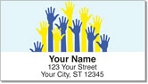 Down Syndrome Awareness Address Labels