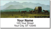 Albert Bierstadt Address Labels
