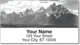 Ansel Adams Address Labels