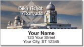Sikhism Address Labels