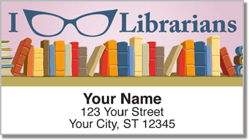 Librarian Address Labels