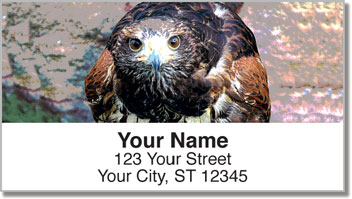 Hawk Address Labels