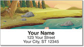 Storybook Landscape Address Labels