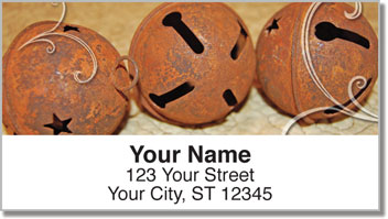 Bell Address Labels