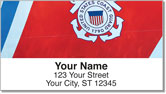 Coast Guard Address Labels