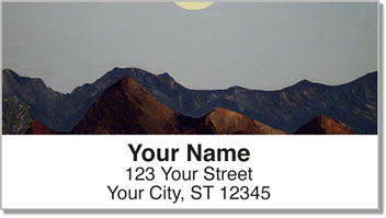 Skyscape Address Labels