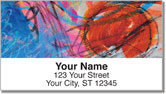 Dina Wakley Scribble Address Labels
