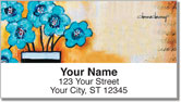 Posy Address Labels