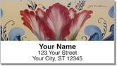 Rosemaling 2 Address Labels