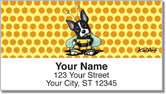 Bee Series Address Labels