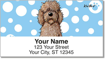 Doodle Series Address Labels