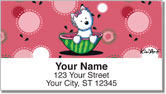 Food Series Address Labels