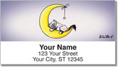 Cat Series 1 Address Labels
