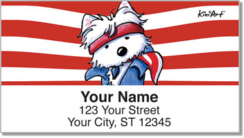 Patriot Series Address Labels
