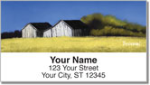 Blue Sky Barn Address Labels