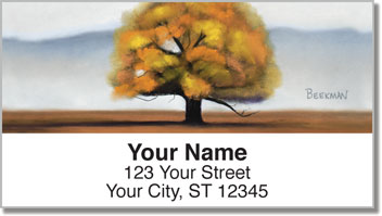 Beekman Trees Address Labels