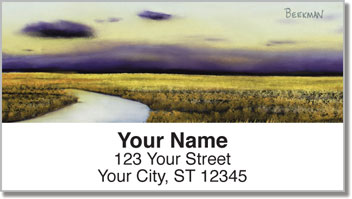 Beekman Water Address Labels
